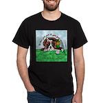 Bassett Hound Party guy!! Dark T-Shirt