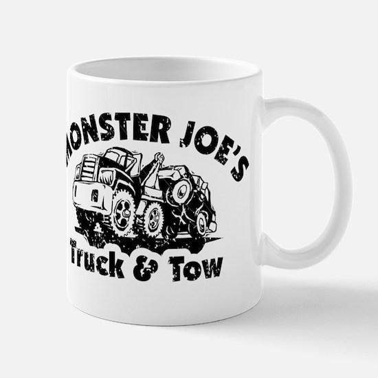 Monster Joes Truck  Tow Mug