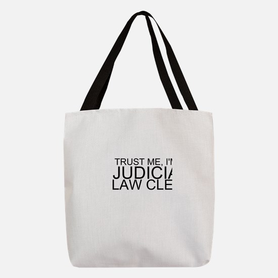 Trust Me, I'm A Judicial Law Clerk Polyester T