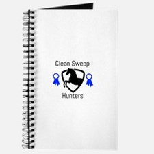 Clean Sweep Hunters Journal