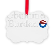 Obummer Burden 12 dk Ornament