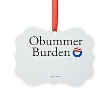 Obummer Burden 12 Ornament