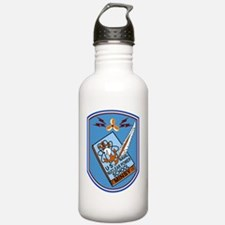 US NAVAL NUCLEAR POWER Water Bottle