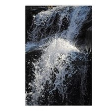 falls_closeup_journal Postcards (Package of 8)