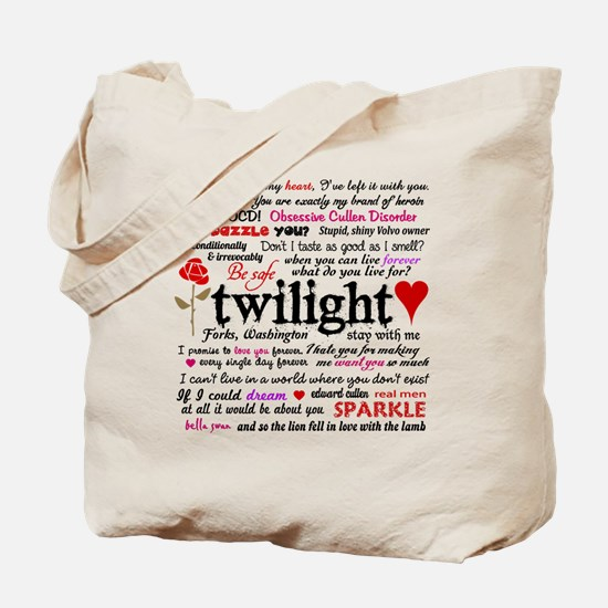 Twi Terms FF Tote Bag