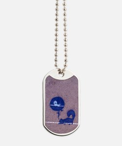 Squirrel Love Dog Tags