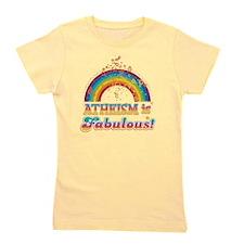 Atheist Parade Shirt Girl's Tee