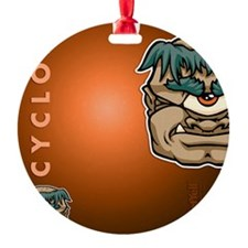 flipflop_cyclops Ornament