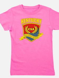 SP3 Shield (B-R) Kentucky Girl's Tee