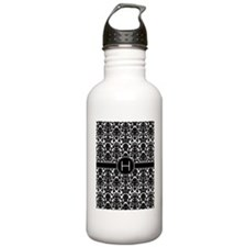 monogram_H2 Water Bottle