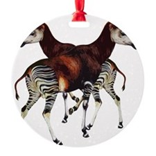 Okapi_1 Ornament