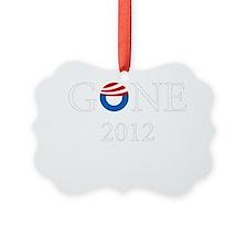 Gone 2012 dk Ornament