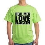 Real Men Love Bacon T-Shirt