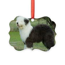 Old English Sheepdog 9F055D-17 Ornament