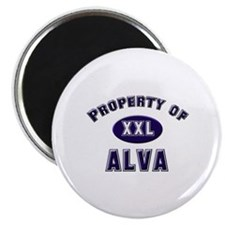 Property of alva Magnet