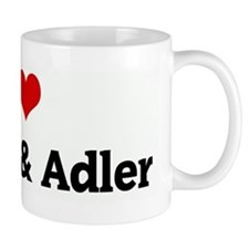 I Love Tannin & Adler Mug