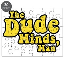 Big L Dude Minds small Puzzle