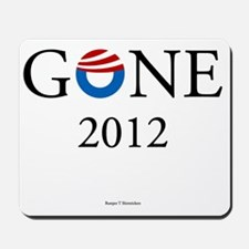 Gone 2012 Mousepad