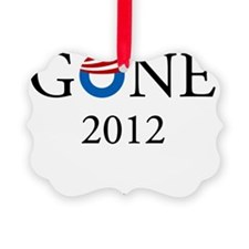 Gone 2012 Ornament