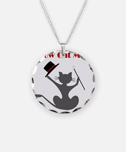 Show cat mom Necklace