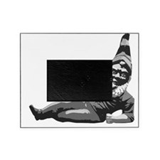 To Gnome Is To Love Me blk Picture Frame