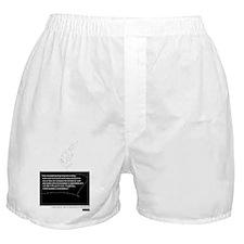 Carroll-tshirt Boxer Shorts