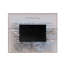 Third Step Prayerr Picture Frame
