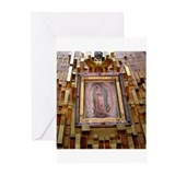 Our lady of guadalupe Greeting Cards (10 Pack)