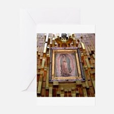 Virgen de Guadalupe - Origina Greeting Cards (Pack