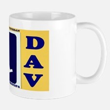 DISABLED AMERICAN VETERAN Mug
