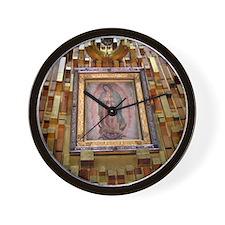 Virgen de Guadalupe - Origina Wall Clock