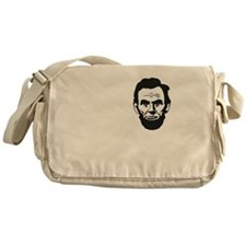 I-love-ABE-W Messenger Bag