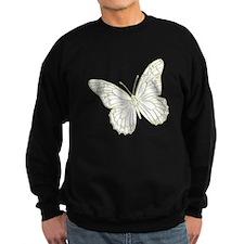 embossedbutterfly Sweatshirt