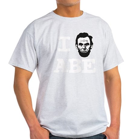 I-love-ABE-W Light T-Shirt