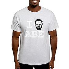I-love-ABE-W T-Shirt