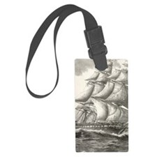 2.272x4.12_iPodTouch4_USSconstit Luggage Tag