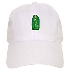 Our Lady of Guadalupe - Green Baseball Cap