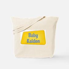 Baby Kaiden Tote Bag