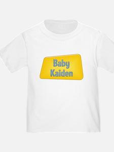 Baby Kaiden T