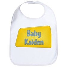 Baby Kaiden Bib