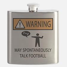 TALK FOOTBALL Flask