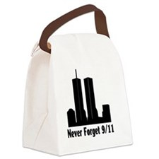 9-11.GIF Canvas Lunch Bag