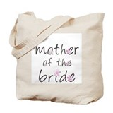 Mother of the bride tote bag Canvas Bags