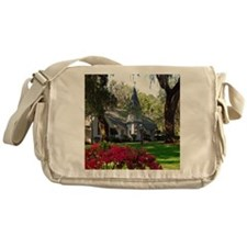 christ church Messenger Bag