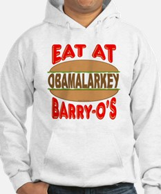 Eat at Barry Os 12 Hoodie