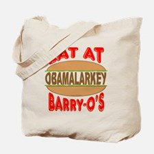 Eat at Barry Os 12 Tote Bag