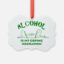 CopingGreen Ornament
