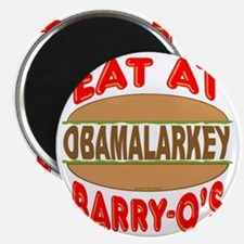 Eat at Barry Os 12 Magnet