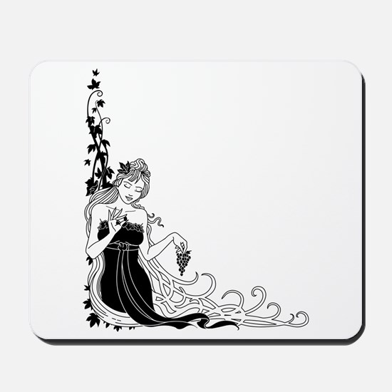 Goddess Mousepad