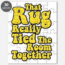 Big L Rug Puzzle